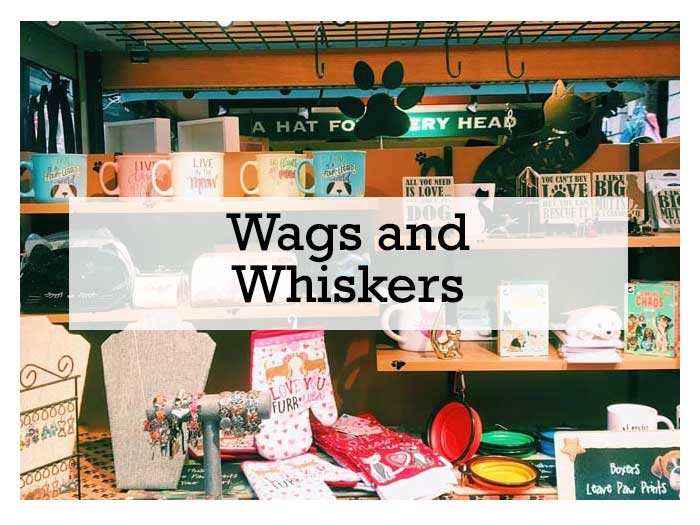 Wags And Whiskers Logo Faneuil Hall Marketplace